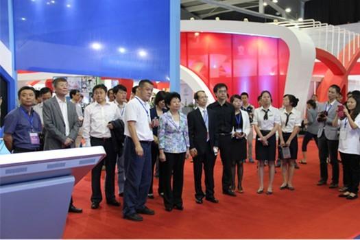中科院组团参展第四届中国国际物联网博览会圆满落幕